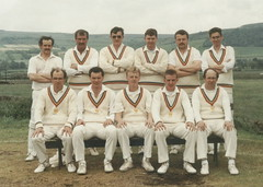 "Steeton 1st XI 1991 (2) • <a style=""font-size:0.8em;"" href=""http://www.flickr.com/photos/47246869@N03/19163163243/"" target=""_blank"">View on Flickr</a>"