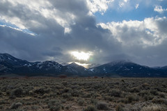 Mountain View - Great Basin National Park - Nevada - 21 February 2015 (goatlockerguns) Tags: park county usa white mountains west nature pine natural nevada unitedstatesofamerica great basin national western