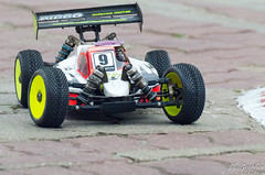 RC94 Masters Kyosho 2015 - Double-Gauche #1-23 (phillecar) Tags: scale race training remote nitro masters remotecontrol 18 buggy bls rc kyosho 2015 brushless truggy rc94