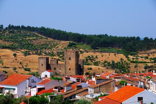 Vila e Castelo de Amieira