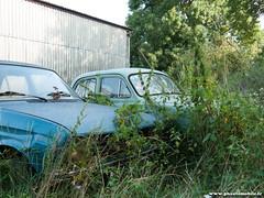 Épaves 2009 - Peugeot 104 (Deux-Chevrons.com) Tags: auto classic car rust classiccar automobile rusty automotive voiture collection coche rusted wreck wrecked peugeot 104 ancienne classique épave peugeot104