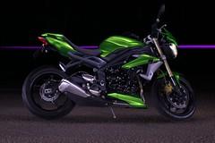 Spe(Ed) Triple (LED Eddie) Tags: nocturnal nightshot best motorbike triumph grandmaster speedtriple purpleandgreen lightpainted ulimate metalicgreen roulettegreen sharpasyoulike
