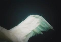 Under water love.