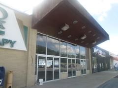 Former Bradford Mall Entrance (Random Retail) Tags: abandoned retail mall store bradford pa former 2015 bradfordmall