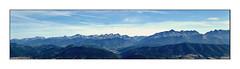 DSC00756aw (SOPHOCO -santaorosia photographic collectivity-) Tags: panoramica aragon pirineo ribbet oroel 45x1 sophoco