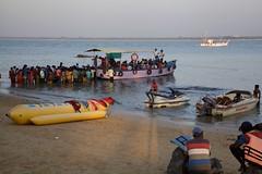 Journey back (jeet_sen) Tags: sea sand beach people sun travel india karnataka mangalore udupi malpe murudeshwar honnavar kundapura kodi kapu tourism island konkan