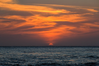 Cartagena Sunset