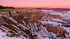 In the Shadow of the Rim (Darkness of Light) Tags: bryce canyon national park sunset point sunrise hoodoo sinking ship mesa boat