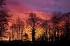 sunset at Preston Montford (David_W_1971) Tags: sunsetsunrise