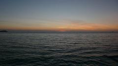 Le Havre Sainte Adresse Soleil couchant sur la mer (jeanlouisallix) Tags: le havre sainte adresse seine maritime haute normandie france paysage landscape panorama nature mer plage soleil couchant sunset falaise port littoral grève côte dalbatre dalbâtre