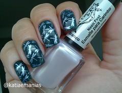 Esmalte para carimbo Branco Neon Fest da La Femme (katiaemanias) Tags: drica esmalte esmaltes katiaemanias polish nails nailpolish unhas unha pueen lafemme esmalteparacarimbo verde