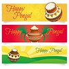 free vector Happy Pongal Day Banners Collection (cgvector) Tags: agriculture animal asian barley cane card cattle celebration cow culture decoration earthen editable ethnic family farm farmer festival flower food fruit grain greeting happy harvest hindu holiday illustration indian kalash kollam makar plant pongal pot prosperity rangoli religious rice sankranti south sugarcane sun tradition traditional vacation vector wheat