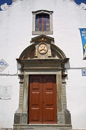 Igreja de São Francisco - Mourão - Portugal