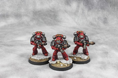 WB flamers 03 (Celsork) Tags: word bearers 30k legion legionary warhammer troop flamers support unit horusheresy heresy games workshop forge world colchis