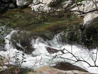Valsesia torrente Sorba da Piera Lia.
