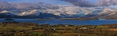 Loch Lomond And The Trossachs (Adam West Photography) Tags: adamwest cobbler dubh lake landscape loch lomond mountains nature scotland trossachs uk vane vorlich water glacial panorama snow