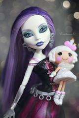 sweet dream - monster high Spectra Vondergeist (PruchanunR.) Tags: spectra vondergeist monster high doll