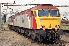 "57311 ""Parker"" and 47826 at Rugby (Railpics_online) Tags: parker thubderbirds 57311 virgin class57 diesel loco locomotive rugby"
