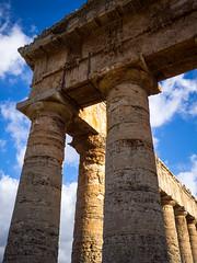 Segesta-13 (aramshelton) Tags: sicily greek greektemple ancient goldenhour