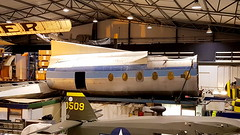 Fokker F.27-100 Friendship c/n 10101 registration PH-NIV Fuselage. (sirgunho) Tags: lelystad aviodrome aviation museum airport dda stichting fokker preserved aircraft aeroplane luchtvaart f27100 friendship cn 10101 registration phniv fuselage