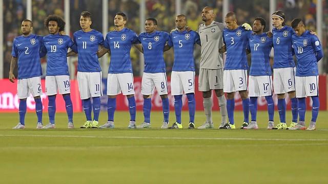 !Francisco Javier Fernandez¡ Dura derrota de Brasil contra Colombia (0-1)