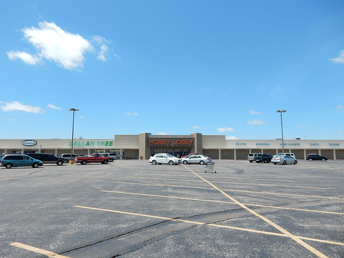 Hobby Lobby, Dollar Tree, and Mattress Hub (Former Walmart) - Dodge