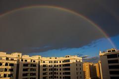 Arco Iris (gasendi) Tags: espaa arcoiris canon spain alicante eos450d gasendi