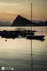 Reflejos / Reflections (Miguel Angel Lillo Fotografa) Tags: espaa atardecer mar nikon barco barcos murcia reflejo mediterrneo aguilas d3200 55300mm