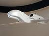 Northrop Grumman RQ-4A Global Hawk (model) (San Diego Air & Space Museum Archives) Tags: aircraft uav usairforce drone rq4 sandiegoairandspacemuseum globalhawk rq4a sdasm northropgrummanglobalhawk teledyneryanglobalhawk