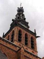 Nijmegen (mdarowska) Tags: city holland tower church netherlands dutch nijmegen europe thenetherlands nl visitholland