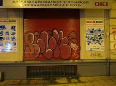 (pod) Tags: brussels streetart graffiti belgium belgique tag belgi bruxelles brussel belek