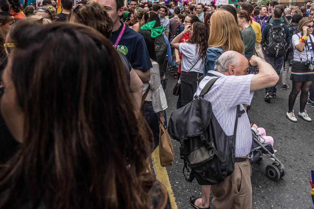 DUBLIN 2015 LGBTQ PRIDE PARADE [WERE YOU THERE] REF-106029