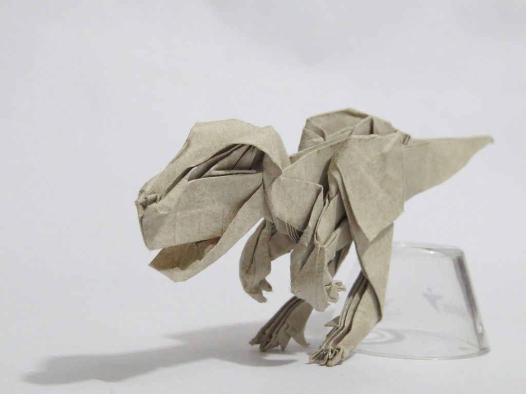The Worlds Best Photos of origami and rex Flickr Hive Mind