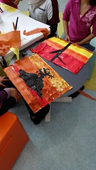 Tissue Paper Art @ Success