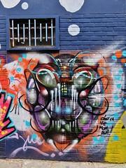 Aphex / Werregarenstraatje - 30 juli 2015 (Ferdinand 'Ferre' Feys) Tags: streetart graffiti belgium belgique belgië urbanart graff ghent gent gand graffitiart aphex arteurbano artdelarue urbanarte