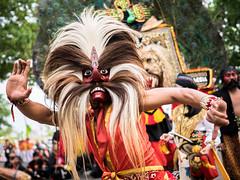 Dancing (Henry Sudarman) Tags: ice indonesia lumix traditional panasonic carnaval bsd breeze serpong aeon 2015 panaleica panasonicleica2514d jemberfestival panaleicad2514