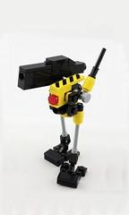 Tallboy mk2 (Deltassius) Tags: robot war lego space military walker frame scifi mecha mech tallboy mf0