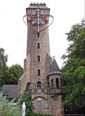 Marburg an der Lahn - Spiegelslustturm