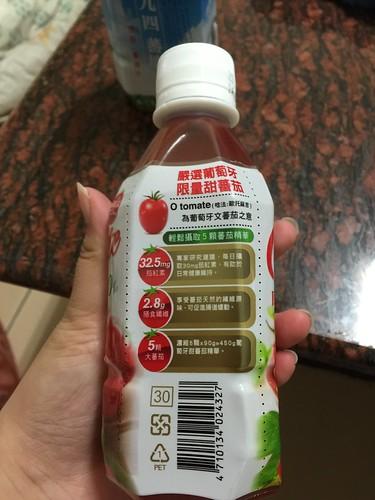 食記分享~體驗好喝的番茄汁~With 可果美O tomate 100%蕃茄汁跟可果美三九四蕃地蕃茄汁~ 飲食集錦