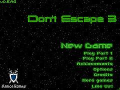 不可以逃脫3(Don't Escape 3)