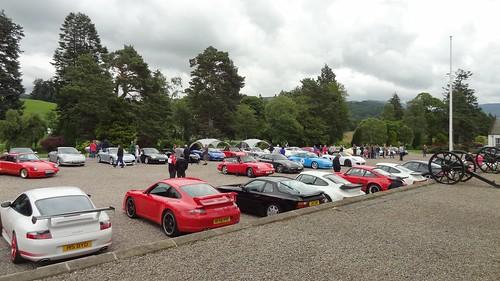 Blair Castle Concours PCGB event (3)