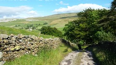 Further down Dale... (zapperthesnapper) Tags: green landscape view yorkshire cumbria stonewalls dales yorkshiredales sedbergh limestonescenery