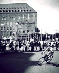 SparkassenGiro (CA_Rotwang) Tags: bike race germany deutschland town hall nrw rathaus bochum ruhrgebiet radrennen