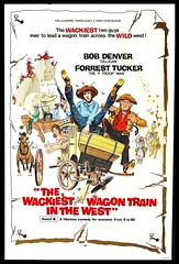 The Wackiest Wagon Train in the West (1976/Topar Films Release) 1 sheet (KlaatuCarpenter) Tags: movieposter lynnwood jackarnold bobdenver donredbarry ivorfrancis forresttucker oscarrudolph jeannineriley lorisaunders jamesgammon brucebilson earlbellamy eddielittlesky roberttanenbaum williamcort rydersoundservices alanstensvold rodgermaus