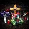 (Bim Bom) Tags: bisten berus saarland cross memorial überherrn