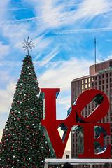 Merry Christmas! (Valentina Sokolskaya) Tags: sculpture market winter season nature decorations architecture tree christmas philadelphia pa christmasdecorations xmas xmasdecorations love amor