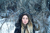 Self-Portrait (Lichon photography) Tags: me selfportrait surreal surrealism girl women fur coat lichonphotography portrait model