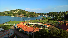060/105 27-12-2016 Castries, St. Lucia (Mark Hewson) Tags: castries celebrity equinox caribbean