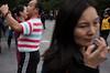Nameless (Spontaneousnap) Tags: shanghai asia people candid city life urban 上海 ricohgr publicareas documentary street like spontaneousnap china