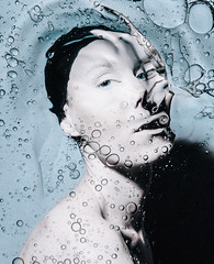 TENDER SKIN - By FLora Borsi (photoshopinspiration) Tags: photoshop inspiration art design image